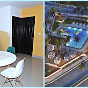 Loft Azul Pacifico, 2 Bedroom 2 Bath, Ground Level