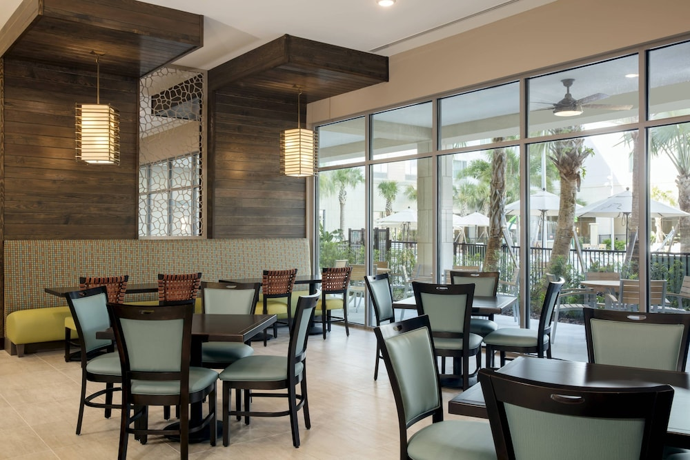 Breakfast Area, TownePlace Suites by Marriott Orlando Theme Parks/Lake Buena Vista