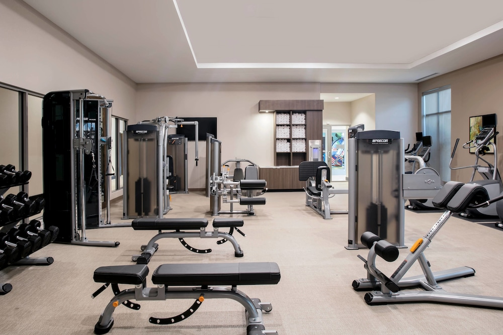 Fitness Facility, TownePlace Suites by Marriott Orlando Theme Parks/Lake Buena Vista