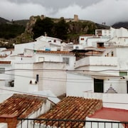 House With 3 Bedrooms in Casarabonela, With Wonderful Mountain View and Furnished Terrace - 55 km From the Beach
