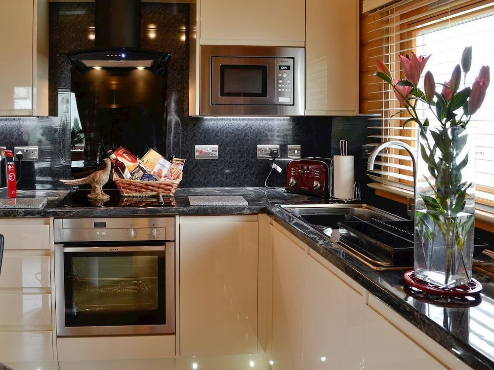Private Kitchen, Pheasant Lodge Scottish Borders
