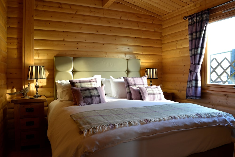 Room, Pheasant Lodge Scottish Borders