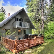 Ridge View Retreat - Three Bedroom Cabin with Hot Tub
