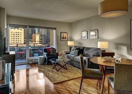 Great Place to stay Newmark Pike Place Market Suite - One Bedroom Apartment with Balcony near Seattle
