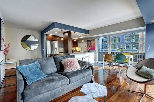 Great Place to stay Newmark Tower Seattle Escape Suite - Two Bedroom Apartment with Balcony near Seattle