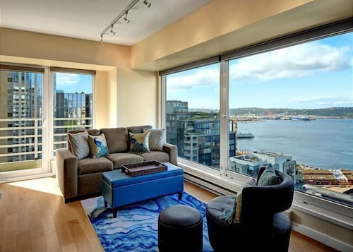 Great Place to stay Newmark Elliott Bayview Luxury Suite - Two Bedroom Apartment with Balcony near Seattle