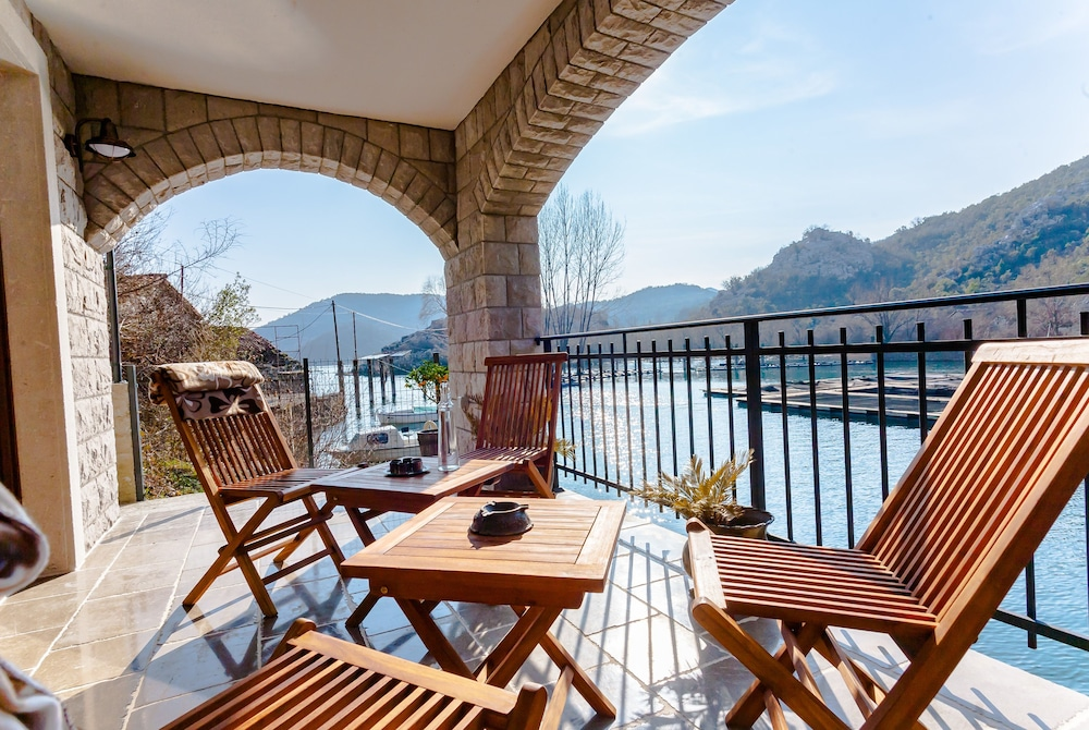 Terrace/Patio, Paradise House Skadar Lake