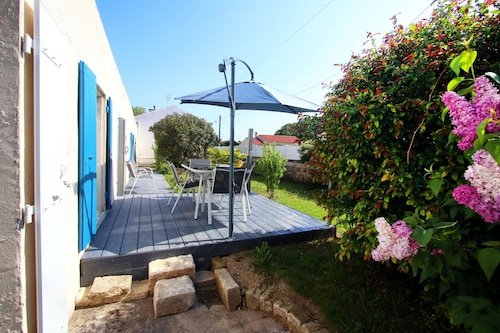 House With 2 Bedrooms in Marennes, With Private Pool, Enclosed Garden and Wifi - 2 km From the Beach