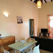 House With 2 Bedrooms in Sainte Rose, With Enclosed Garden and Wifi - 5 km From the Beach