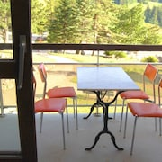 Studio in Villard-de-lans, With Wonderful Mountain View, Balcony and Wifi - 10 m From the Slopes