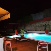 House With 4 Bedrooms in Almodóvar del Río, With Wonderful City View, Private Pool, Furnished Terrace - 150 km From the Beach