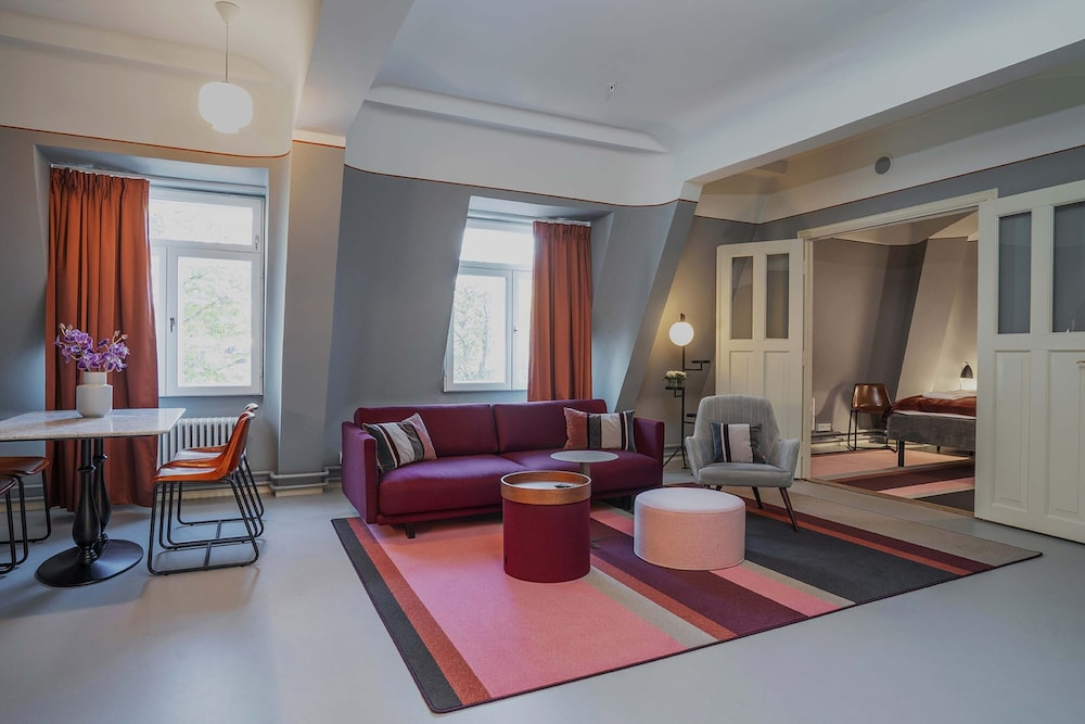 Living Area, The Apartments company - The Sweet