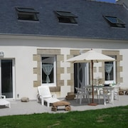 House With 3 Bedrooms in Paimpol, With Enclosed Garden and Wifi
