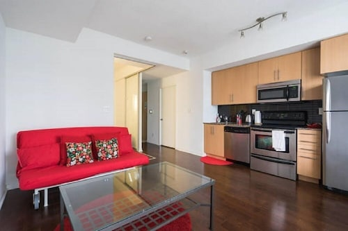 Check Expedia for Availability of Stylish and Central Condo
