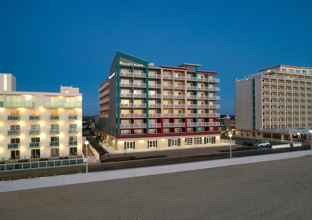 Ocean City Hotels >> Hyatt Place Ocean City Oceanfront In Ocean City Hotel Rates