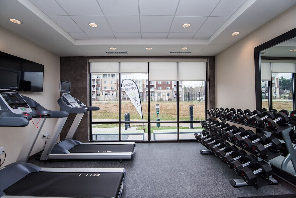 Fitness Facility, Home2 Suites by Hilton Rochester Mayo Clinic Area