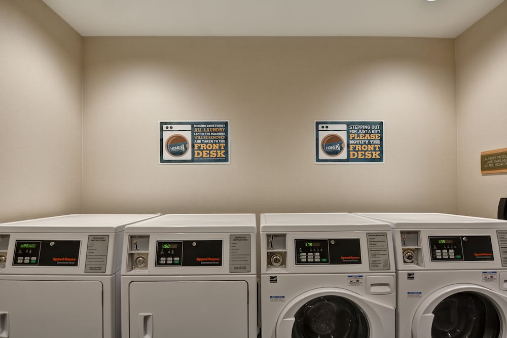 Laundry Room, Home2 Suites by Hilton Rochester Mayo Clinic Area
