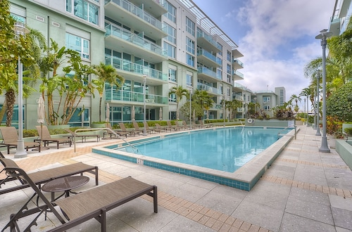 Check Expedia for Availability of NEW Two bedroom condo in Channelside Tam