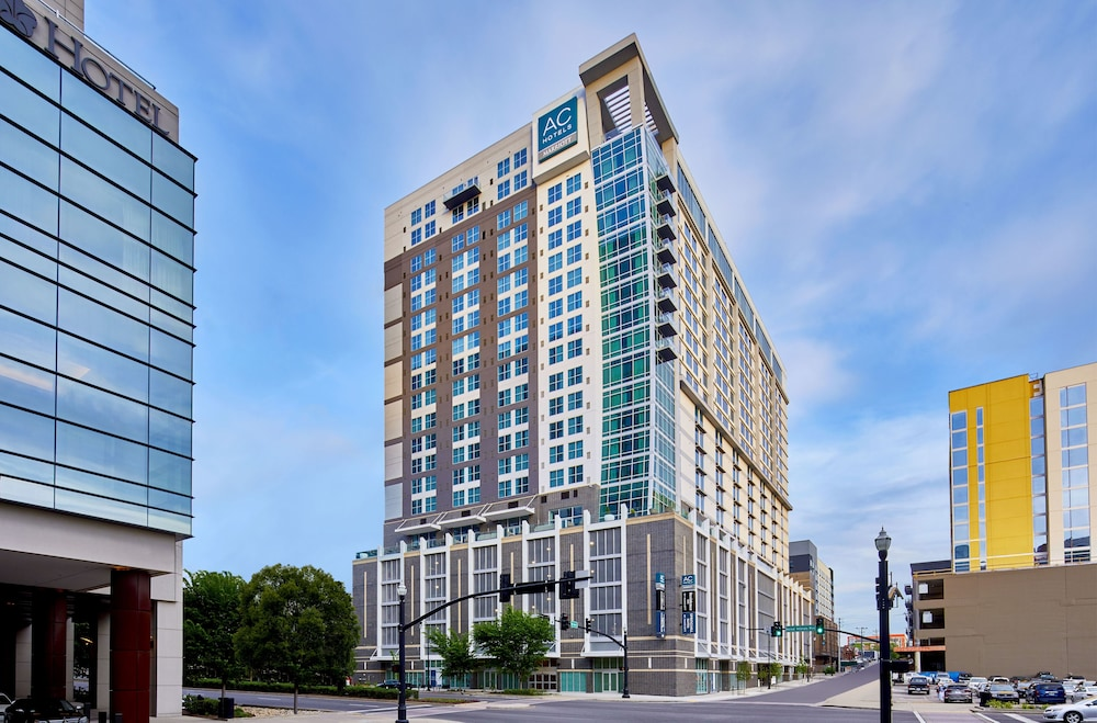 SpringHill Suites by Marriott Nashville Downtown/Convention