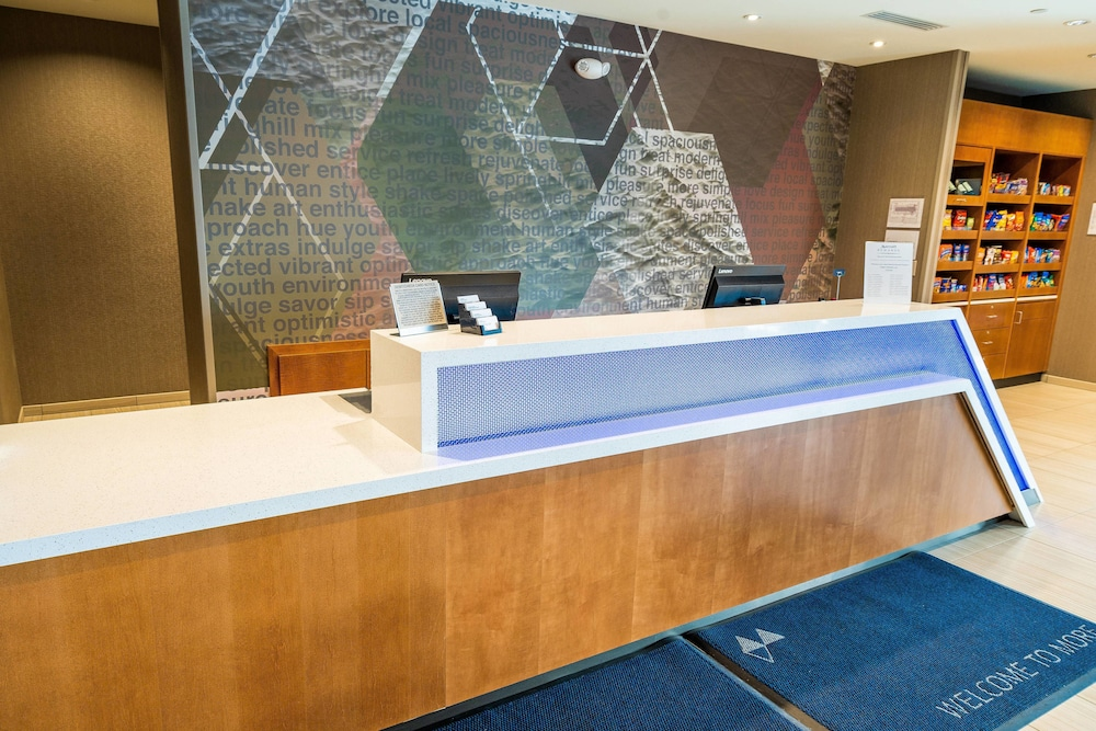 Lobby, SpringHill Suites by Marriott Ontario Airport/Rancho Cucamonga