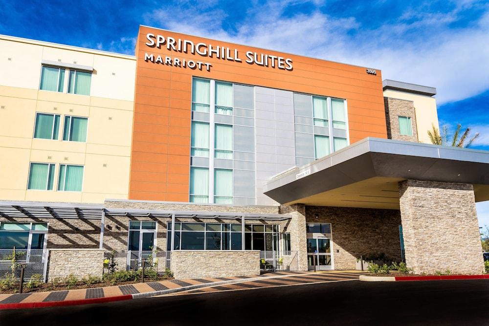 Exterior, SpringHill Suites by Marriott Ontario Airport/Rancho Cucamonga