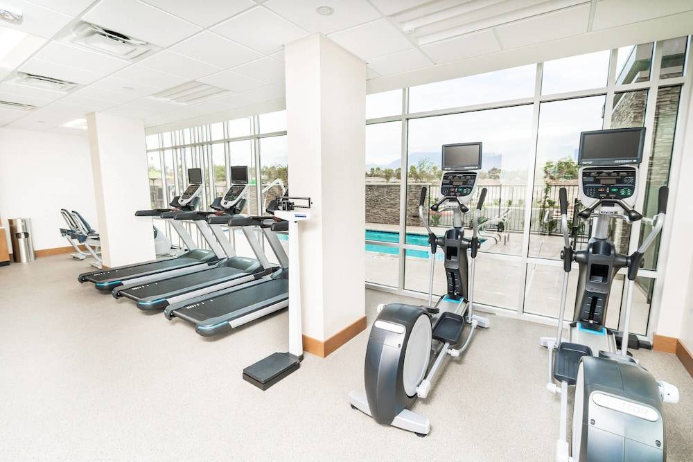 Fitness Facility, SpringHill Suites by Marriott Ontario Airport/Rancho Cucamonga