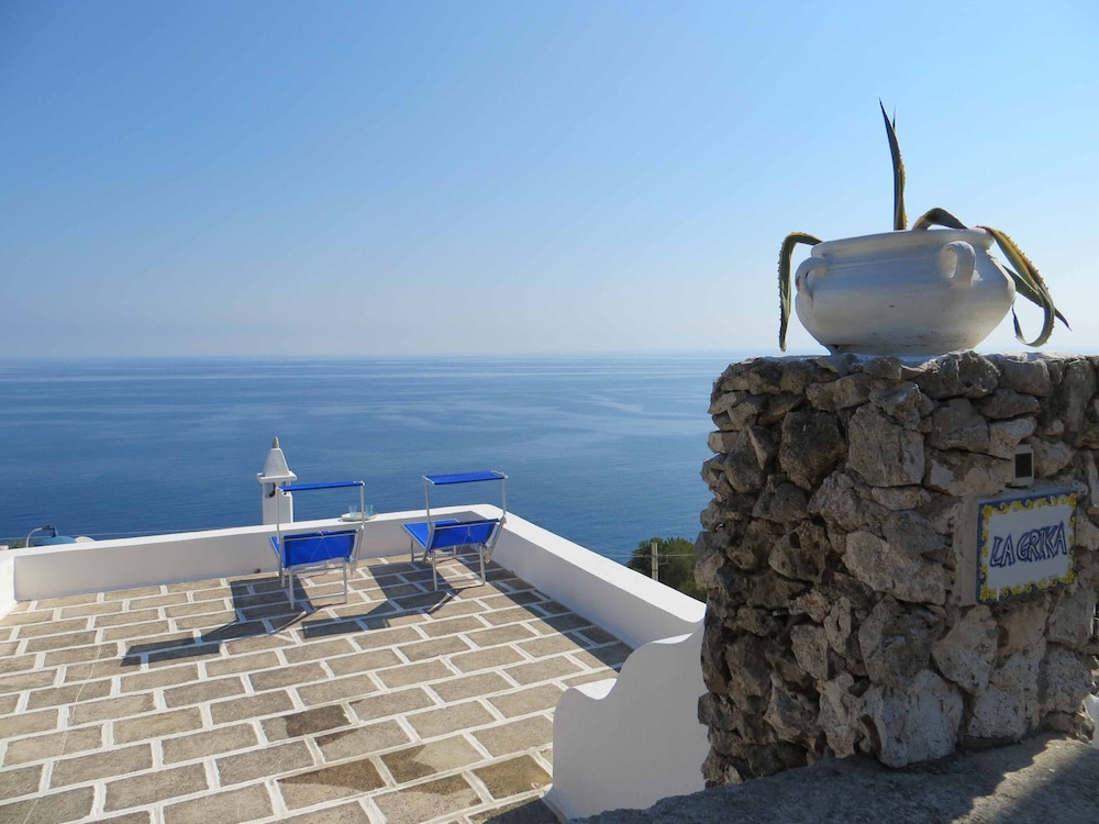La Grica Agave Salentosealovers Sea View Cottage In Marina