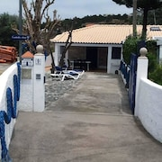 House With 2 Bedrooms in Porto Santo, With Wonderful Mountain View, Enclosed Garden and Wifi