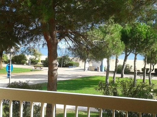 Studio in Argelès-sur-mer, With Wonderful sea View, Terrace and Wifi
