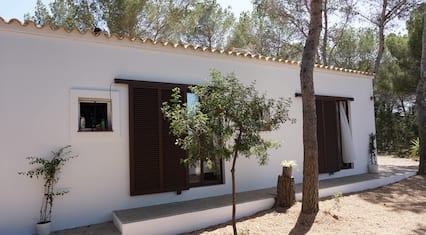 House With 2 Bedrooms in Platja de Migjorn, With Furnished Garden and Wifi - 500 m From the Beach