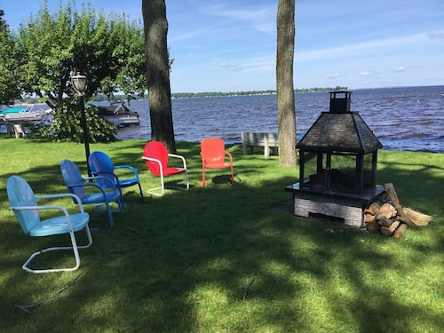 Check Expedia for Availability of Beautiful Lakefront 4 Bed/4 Bath With Amazing View Of Houghton Lake - Sleeps 12