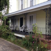 The Marigold Floridian - Beautiful Porch With a Short Walk To Downtown