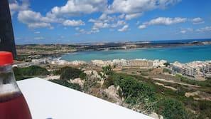 Nära stranden och sportdykning