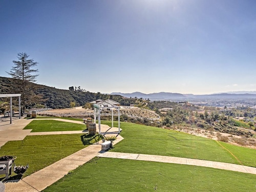 Great Place to stay Temecula Apt W/stunning Views & 5-acre Event Space near Temecula