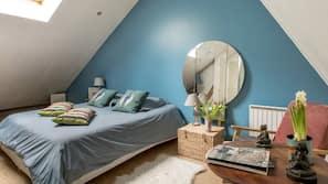 1 bedroom, premium bedding, individually decorated
