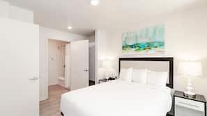 1 dormitorio, tabla de planchar con plancha, wifi gratis y ropa de cama