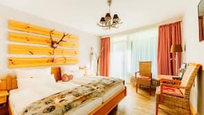Hochwertige Bettwaren, schallisolierte Zimmer, kostenloses WLAN