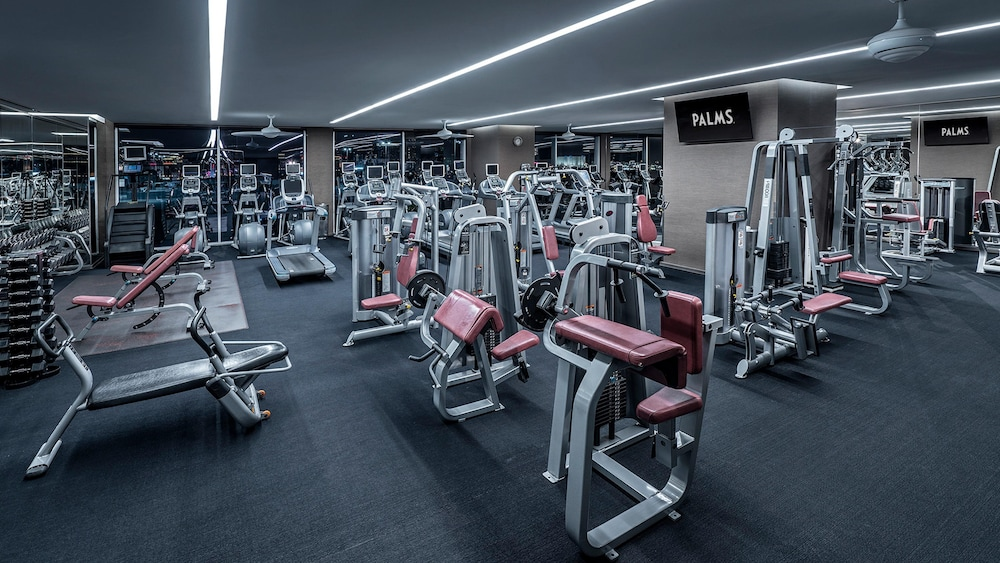 Fitness Facility, Great Value! Palms Place ONE Bedroom Suite, High Floor- Great View- Refreshed