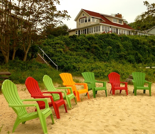 Great Place to stay 5 Spacious hm, Breathtaking Views, 450 Pier, Kayaks, Fossils, Priv Beach near Port Republic