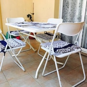 Apartment With 3 Bedrooms in Dénia, With Wonderful City View, Enclosed Garden and Wifi - 900 m From the Beach