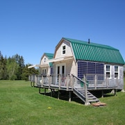 Chalet Confortable, Vert et Pet Friendly Près de Murray River