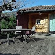 Chalet With 3 Bedrooms in Saint-pons-de-thomières, With Wonderful Mountain View, Furnished Terrace and Wifi - 63 km From the Beach