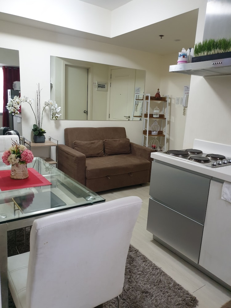 Living Area, Family Condo by IA @ Azure Urban Resort Residences