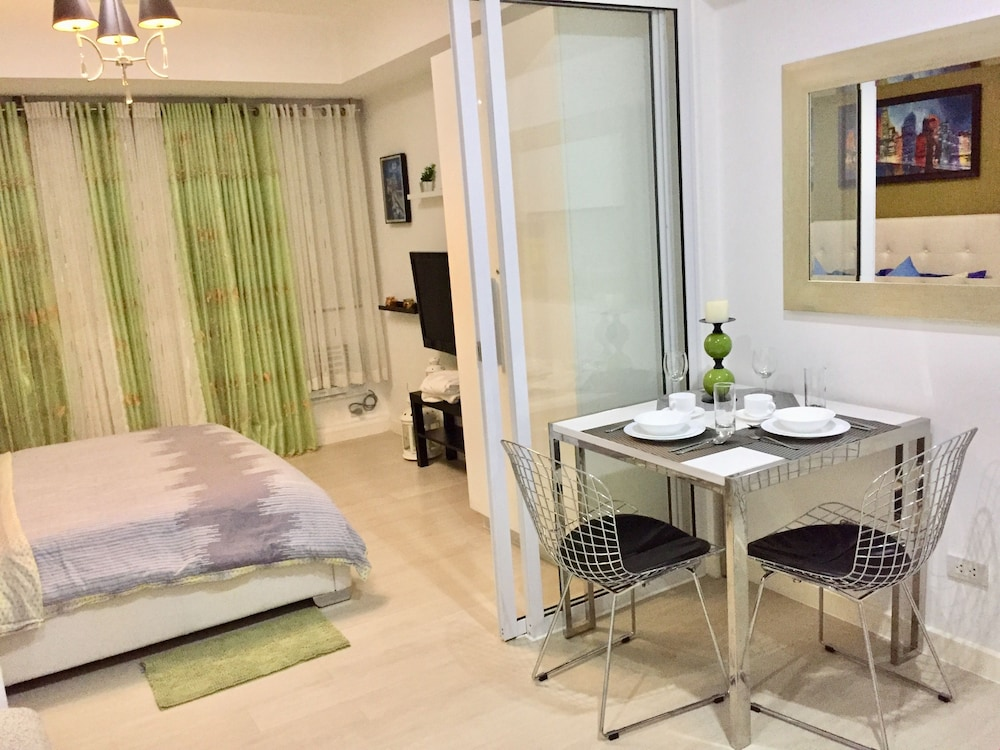 Room, Family Condo by IA @ Azure Urban Resort Residences