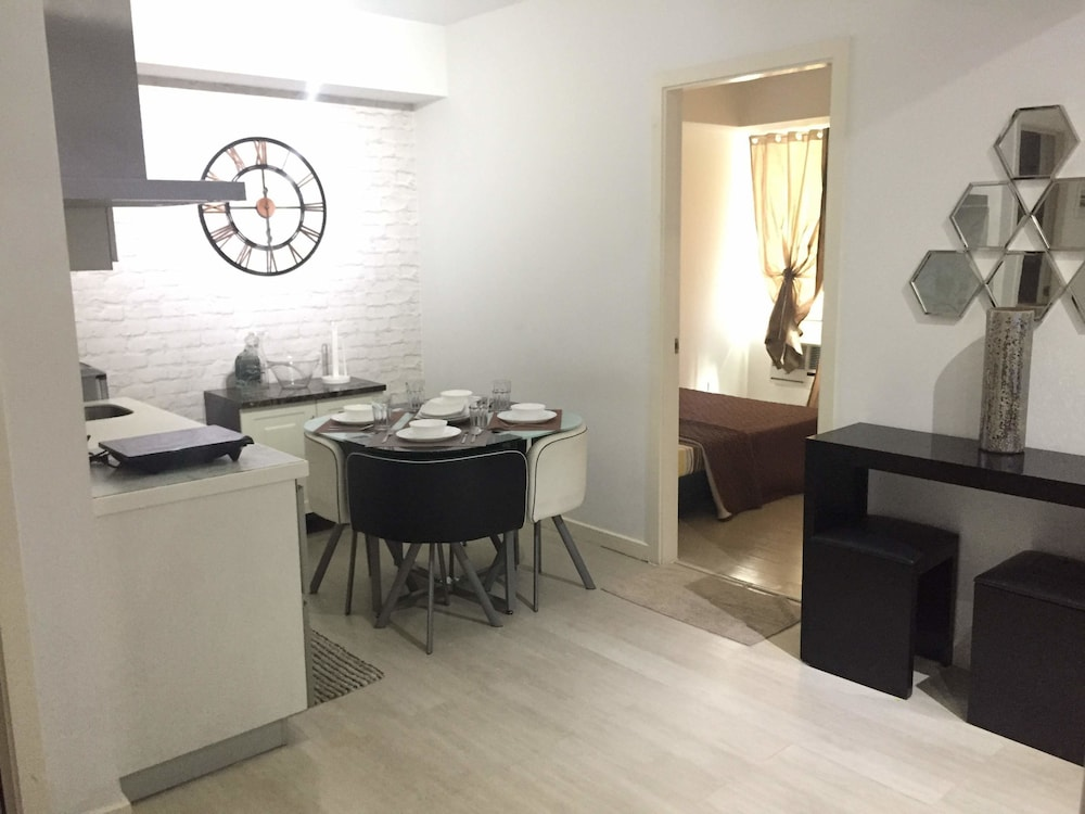 In-Room Dining, Family Condo by IA @ Azure Urban Resort Residences