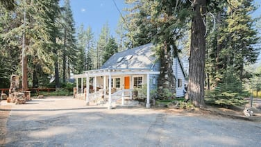 Olde Tahoe Charmer - Pet Friendly