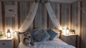 5 Schlafzimmer, Internetzugang, Bettwäsche
