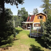 Cottage Vranov dam With big Garden