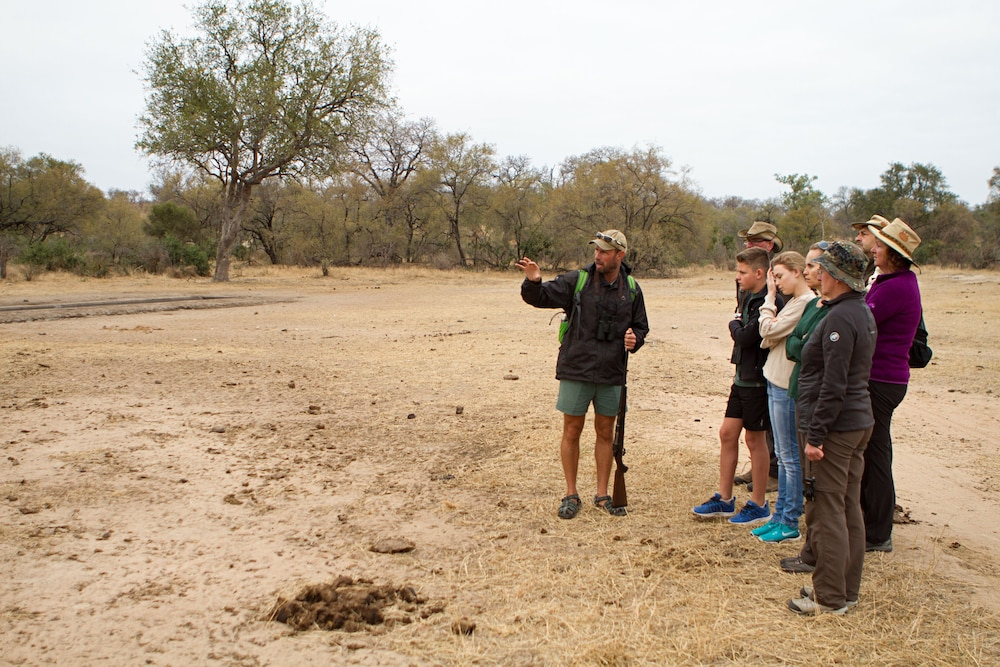 Property Amenity, Rhino Walking Safaris