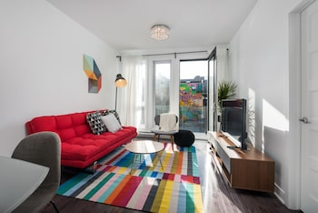 Stunning 2BR on Plateau Mont-Royal